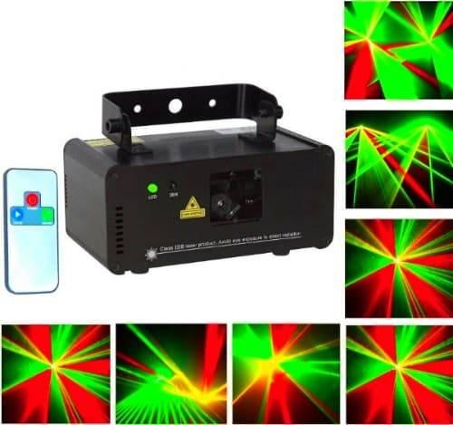 Мини портативный лазер для дома, кафе, бара, ресторана, клуба Пятигорск