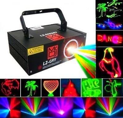 Программируемый лазерный проектор для рекламы, лазерного шоу и бизнеса Пятигорск